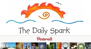 The Daily Spark via Pinterest